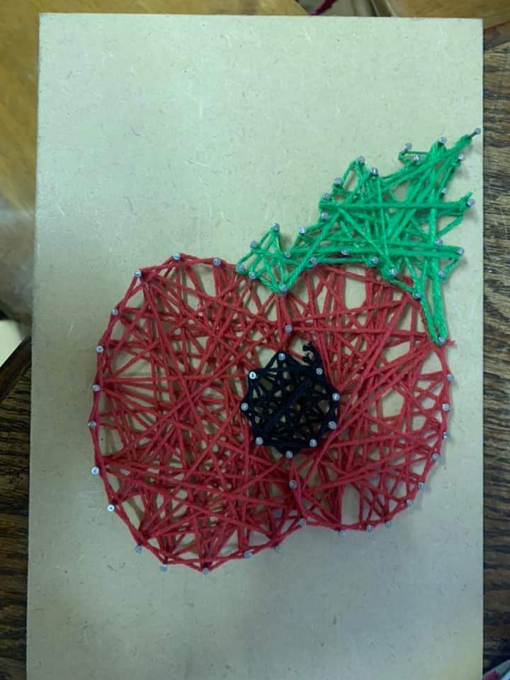 Amazing work by the @6thNWScouts for their brilliant Poppies! #WeWillRememberThem https://t.co/Utc558oGmT